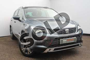 SEAT Ateca 1.0 TSI Ecomotive SE Technology 5dr in Grey at Listers SEAT Worcester