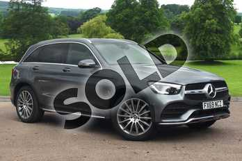 Mercedes-Benz GLC GLC 220d 4Matic AMG Line Premium 5dr 9G-Tronic in selenite grey metallic at Mercedes-Benz of Grimsby