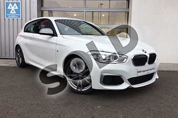 BMW 1 Series M140i 3dr (Nav) Step Auto in Alpine White at Listers King's Lynn (BMW)