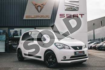 SEAT Mii 1.0 Design Mii 5dr in White at Listers SEAT Coventry