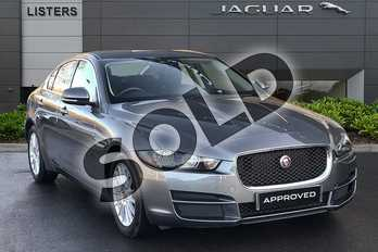 Jaguar XE Diesel 2.0d SE 4dr in Corris Grey at Listers Jaguar Droitwich