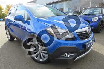 Vauxhall Mokka Diesel 1.6 CDTi SE 5dr Auto in Metallic - Boracay blue at Listers Toyota Grantham