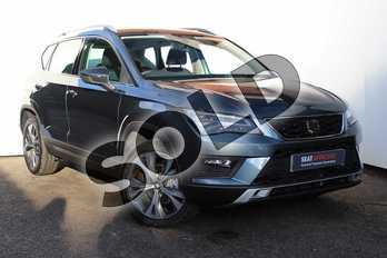 SEAT Ateca 1.0 TSI Ecomotive SE Technology (EZ) 5dr in Grey at Listers SEAT Worcester