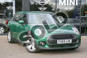MINI Hatchback 1.5 Cooper Classic II 5dr Auto in British Racing Green IV at Listers Boston (MINI)
