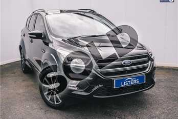 Ford Kuga 1.5 EcoBoost ST-Line 5dr 2WD in Metallic - Shadow black at Listers U Solihull