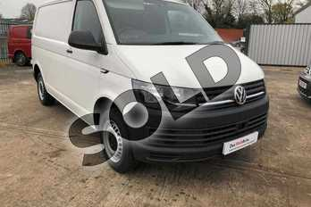 Volkswagen Transporter T28 SWB Diesel 2.0 TDI BMT 102 Startline Van Euro 6 in Candy White at Listers Volkswagen Van Centre Coventry