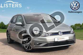 Volkswagen Golf 1.5 TSI EVO Match 5dr in Tungsten Silver at Listers Volkswagen Loughborough