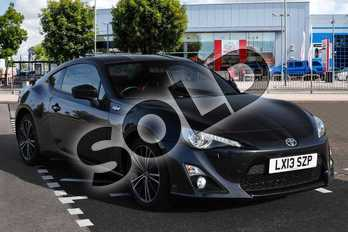 Toyota GT86 2.0 D-4S 2dr in Grey at Listers Toyota Cheltenham