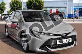 Toyota Corolla 1.2T VVT-i Icon Tech 5dr in Manhattan Grey at Listers Toyota Cheltenham