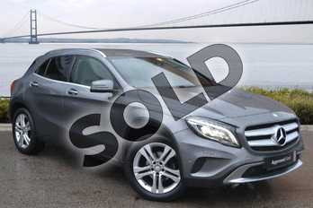 Mercedes-Benz GLA Class Diesel GLA 200 CDI 4Matic Sport 5dr Auto (Premium) in Mountain Grey Metallic at Mercedes-Benz of Hull