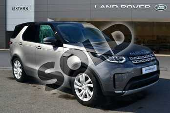 Land Rover Discovery 2.0 Si4 HSE 5dr Auto in Corris Grey at Listers Land Rover Hereford