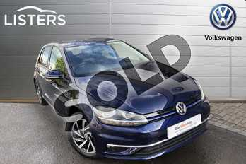 Volkswagen Golf 1.5 TSI EVO Match 5dr in None at Listers Volkswagen Worcester