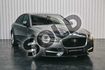 Jaguar XF Diesel 2.0d (180) R-Sport 4dr Auto in Corris Grey at Listers Jaguar Solihull