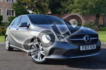 Mercedes-Benz A Class Diesel A180d Sport Executive 5dr Auto in Mountain Grey at Mercedes-Benz of Lincoln