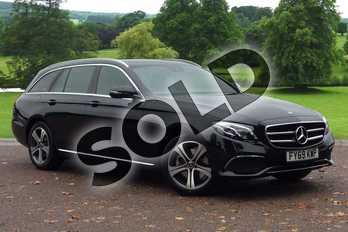 Mercedes-Benz E Class Diesel E220d SE Premium 5dr 9G-Tronic in obsidian black metallic at Mercedes-Benz of Grimsby