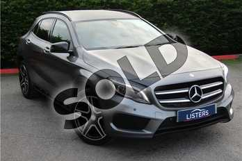 Mercedes-Benz GLA Class Diesel GLA 220d 4Matic AMG Line 5dr Auto (Premium) in Metallic - Mountain grey at Listers U Boston
