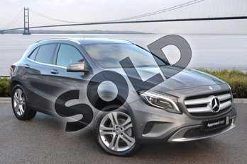 Mercedes-Benz GLA Class Diesel GLA 200d Sport 5dr Auto (Premium Plus) in Mountain Grey Metallic at Mercedes-Benz of Hull