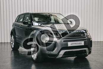 Range Rover Evoque Diesel 2.0 TD4 HSE Dynamic 5dr Auto in Corris Grey at Listers Land Rover Solihull