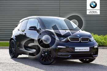 BMW I3 135kW S 42kWh 5dr Auto in Imperial Blue with highlight Frozen Grey at Listers Boston (BMW)
