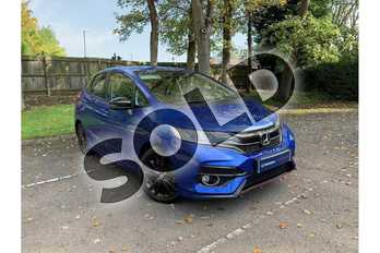 Honda Jazz 1.5 i-VTEC Sport 5dr in Brilliant Sporty Blue at Listers Honda Coventry