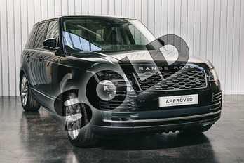 Range Rover Diesel 3.0 SDV6 Vogue 4dr Auto in Santorini Black at Listers Land Rover Solihull