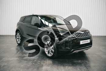 Range Rover Evoque 2.0 D180 HSE 5dr Auto in Santorini Black at Listers Land Rover Solihull