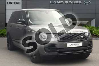 Range Rover Diesel 4.4 SDV8 Autobiography 4dr Auto in Corris Grey at Listers Land Rover Droitwich