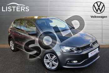 Volkswagen Polo 1.2 TSI Match 3dr in Nimbus Grey at Listers Volkswagen Worcester