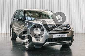 Land Rover Discovery Sport Diesel SW 2.0 TD4 180 HSE 5dr in Corris Grey at Listers Land Rover Solihull