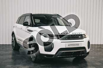 Range Rover Evoque Diesel 2.0 TD4 Autobiography 5dr Auto in Fuji White at Listers Land Rover Solihull