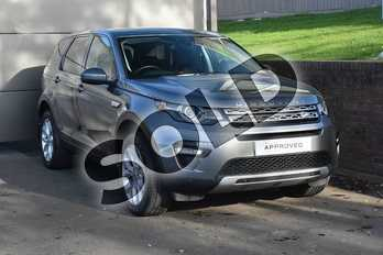 Land Rover Discovery Sport Diesel SW 2.0 TD4 180 HSE 5dr Auto in Corris Grey at Listers Land Rover Droitwich