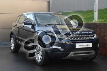 Range Rover Evoque Diesel 2.2 SD4 Pure 5dr in Loire Blue at Listers Land Rover Droitwich