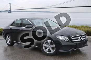 Mercedes-Benz E Class Diesel E220d SE 4dr 9G-Tronic in Obsidian Black Metallic at Mercedes-Benz of Hull