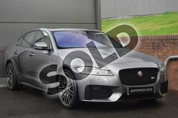 Jaguar XF 3.0d V6 S 4dr Auto in Corris Grey at Listers Jaguar Droitwich