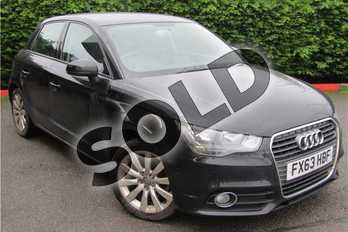Audi A1 Diesel 1.6 TDI Sport 5dr in Solid - Brilliant black at Listers U Boston