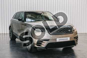 Range Rover Velar Diesel 3.0 D300 R-Dynamic SE 5dr Auto in Silicon Silver at Listers Land Rover Solihull