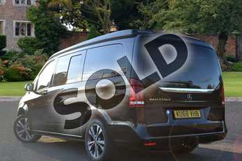 Mercedes-Benz V Class Diesel V220 d Marco Polo Sport 4dr Auto (Long) in obsidian black metallic at Mercedes-Benz of Lincoln