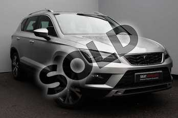 SEAT Ateca 1.0 TSI Ecomotive SE Technology 5dr in Silver at Listers SEAT Worcester