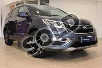 Honda CR-V 2.0 i-VTEC SE Plus 5dr Auto  in Blue at Listers Honda Northampton