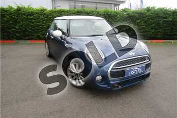 MINI Hatchback 2.0 Cooper S 3dr in Metallic - Deep blue at Listers U Boston