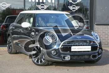 MINI Hatchback 2.0 Cooper S Exclusive II 5dr Auto (Comfort/Nav) in Enigmatic Black metallic at Listers Boston (MINI)