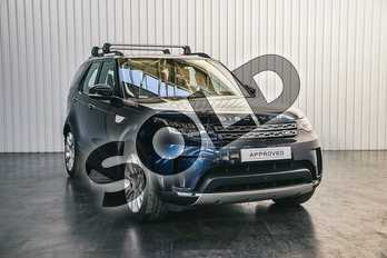 Land Rover Discovery 3.0 TD6 HSE Luxury 5dr Auto in Loire Blue at Listers Land Rover Solihull