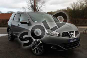 Nissan Qashqai+2 Special Editions 1.5 dCi (110) N-Tec+ 5dr in Grey at Listers Volvo Worcester