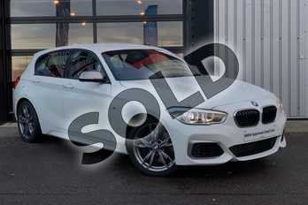 BMW 1 Series M135i 5dr in Alpine White at Listers King's Lynn (BMW)