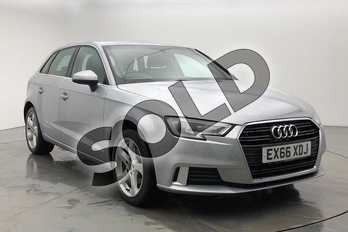 Audi A3 1.4 TFSI Sport 5dr in Floret Silver Metallic at Worcester Audi