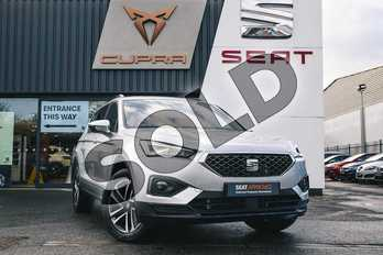 SEAT Tarraco 2.0 TDI SE Technology 5dr DSG 4Drive in Reflex silver at Listers SEAT Coventry