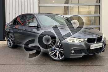BMW 3 Series 330e M Sport 4dr Step Auto in Mineral Grey at Listers King's Lynn (BMW)