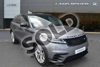 Range Rover Velar 2.0 D240 R-Dynamic SE 5dr Auto in Eiger Grey at Listers Land Rover Hereford