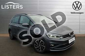Volkswagen Golf SV 1.5 TSI EVO 130 Match 5dr in Indium Grey at Listers Volkswagen Coventry
