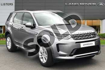 Land Rover Discovery Sport 2.0 D180 R-Dynamic S 5dr Auto in Eiger Grey at Listers Land Rover Hereford